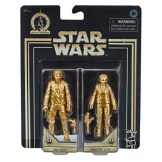 STAR WARS SKYWALKER SAGA 3.75-INCH Figure 2-Packs HAN SOLO & PRINCESS LEIA - in pck