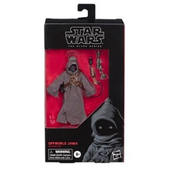 STAR WARS THE BLACK SERIES 6-INCH OFFWORLD JAWA Figure - in pck