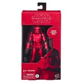 STAR WARS THE BLACK SERIES 6-INCH SITH TROOPER CARBONIZED COLLECTION Figure - in pck