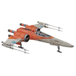 STAR WARS THE VINTAGE COLLECTION POE DAMERON'S X-WING FIGHTER Vehicle - oop