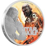 The Rise of Skywalker coin Kylo Ren