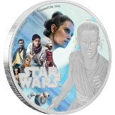 The Rise of Skywalker coin Rey