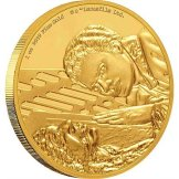 New Zealand Mint gold Lando coin