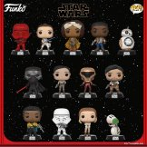 Funko The Rise of Skywalker line