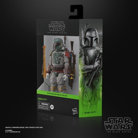 TBS BOBA FETT -in pck 1