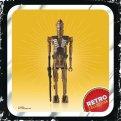 STAR WARS RETRO COLLECTION 3.75-INCH Figure Assortment - IG-11 (oop 1)