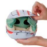 STAR WARS THE BOUNTY COLLECTION THE CHILD HIDEAWAY HOVER-PRAM PLUSH - oop (9)