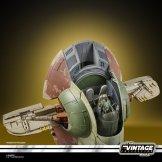 STAR WARS THE VINTAGE COLLECTION BOBA FETT'S SLAVE I Vehicle - oop (3)