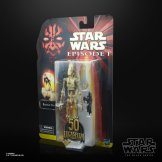 STAR WARS THE BLACK SERIES LUCASFILM 50TH ANNIVERSARY 6-INCH BATTLE DROID Figure - in pck (2)