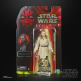 STAR WARS THE BLACK SERIES LUCASFILM 50TH ANNIVERSARY 6-INCH QUI-GON JINN Figure - in pck