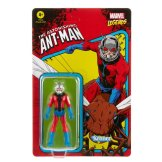 MARVEL LEGENDS SERIES RETRO 3.75 WAVE 3 Figure Assortment - Ant-Man - in pck