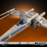 STAR WARS THE VINTAGE COLLECTION ANTOC MERRICK'S X-WING FIGHTER Vehicle and Figure - oop 4