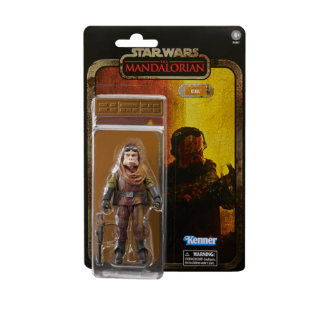 STAR WARS THE BLACK SERIES CREDIT COLLECTION 6-INCH KUIIL Figure_in pck 1