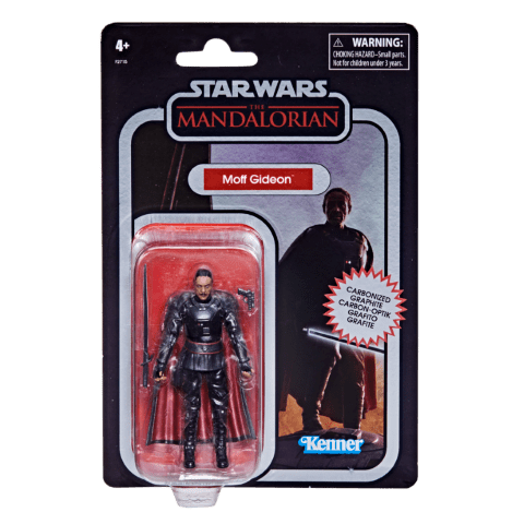 STAR WARS THE VINTAGE COLLECTION CARBONIZED COLLECTION 3.75-INCH MOFF GIDEON Figure_in pck 2