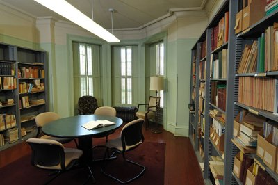 Foreign Languages Library Reading Room