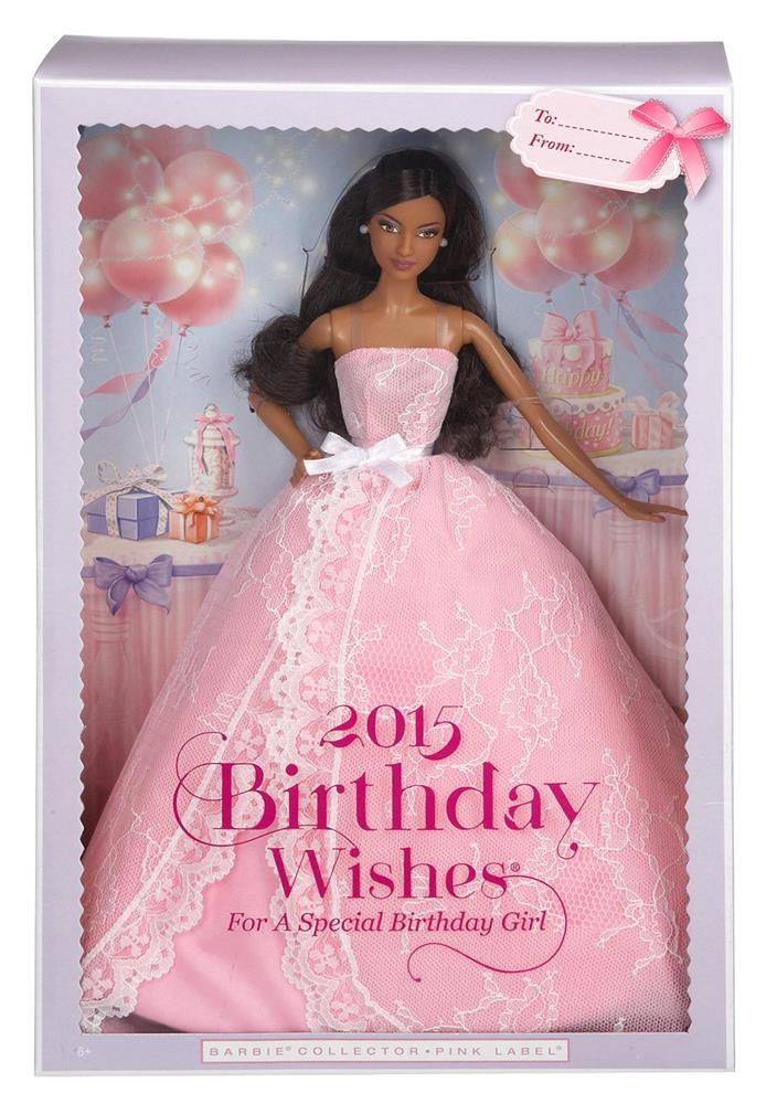 Barbie Barbie 2015 Birthday Wishes AA Box CHF93 Value And Details