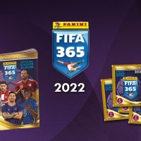 PANINI FIFA 365 2022 Sticker