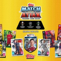TOPPS UEFA Champions League Match Attax 2021/22 Trading Card Game