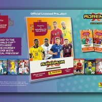 PANINI Road to FIFA World Cup Qatar 2022 Adrenalyn XL Trading Card Game
