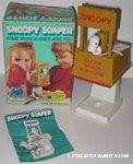 Snoopy Soaper Soap Dispenser