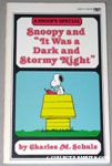 It was a Dark and Stormy Night