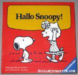 Hallo, Snoopy!