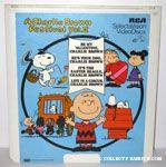 Peanuts & Snoopy Videodiscs