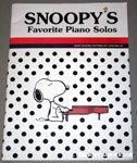 Snoopy's Favorite Piano Solos