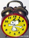 Peanuts & Snoopy Clocks