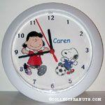 Peanuts & Snoopy General Clocks