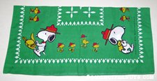 Snoopy Flying Ace Bandana Head Scarf