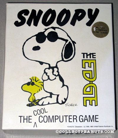 Snoopy The Cool Computer Game