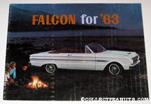 1963 Ford Falcon Brochure