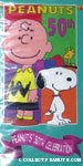 Snoopy, Woodstock & Charlie Brown 50th Anniversary Flag