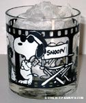 Peanuts & Snoopy Glasses
