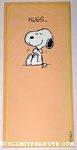 Snoopy Hugs Greeting Card