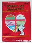 Snoopy and Woodstock hugging Box of Valentine Cards