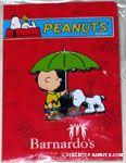 Barnardo's Peanuts & Snoopy Pins