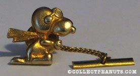Gold Tie Tack