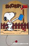 Snoopy mailing letter Letter Box