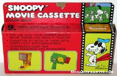 The Easter Beagle Movie Viewer Cartridge