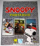 Snoopy & Woodstock photo posters on wall Portfolio Folder