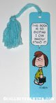 Peppermint Patty Bookmark