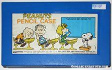 Peanuts Pencil Case