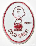 Peanuts & Snoopy Emblem Clips
