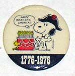 Peanuts & Snoopy Simon Simple Pinback Buttons