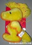 Woodstock Plush Squeaky Toy