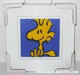 Woodstock smiling Framed Print
