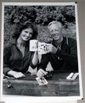Happy Birthday, Charlie Brown with Phyllis George Press Release Photo