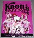 Knott's Ice Spectacular Brochure 1982
